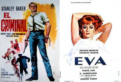 El criminal y Eva: Joseph Losey con jazz